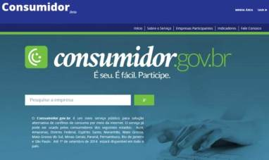 Consumidor.gov.br, a plataforma do governo