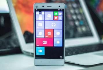 Windows 10 disponível para o Mi 4 LTE