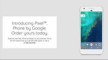 Vazam imagens e especificações do Pixel e Pixel XL