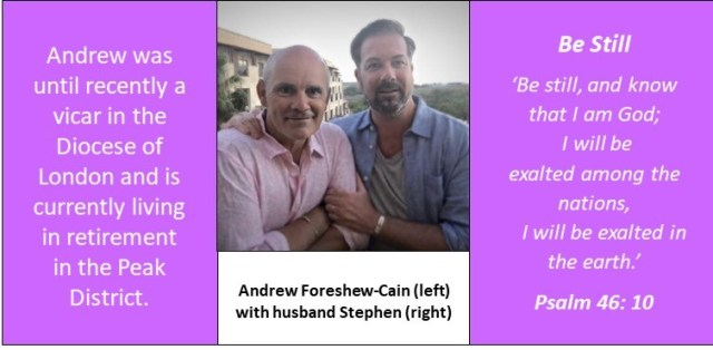Andrew Foreshew-Cain