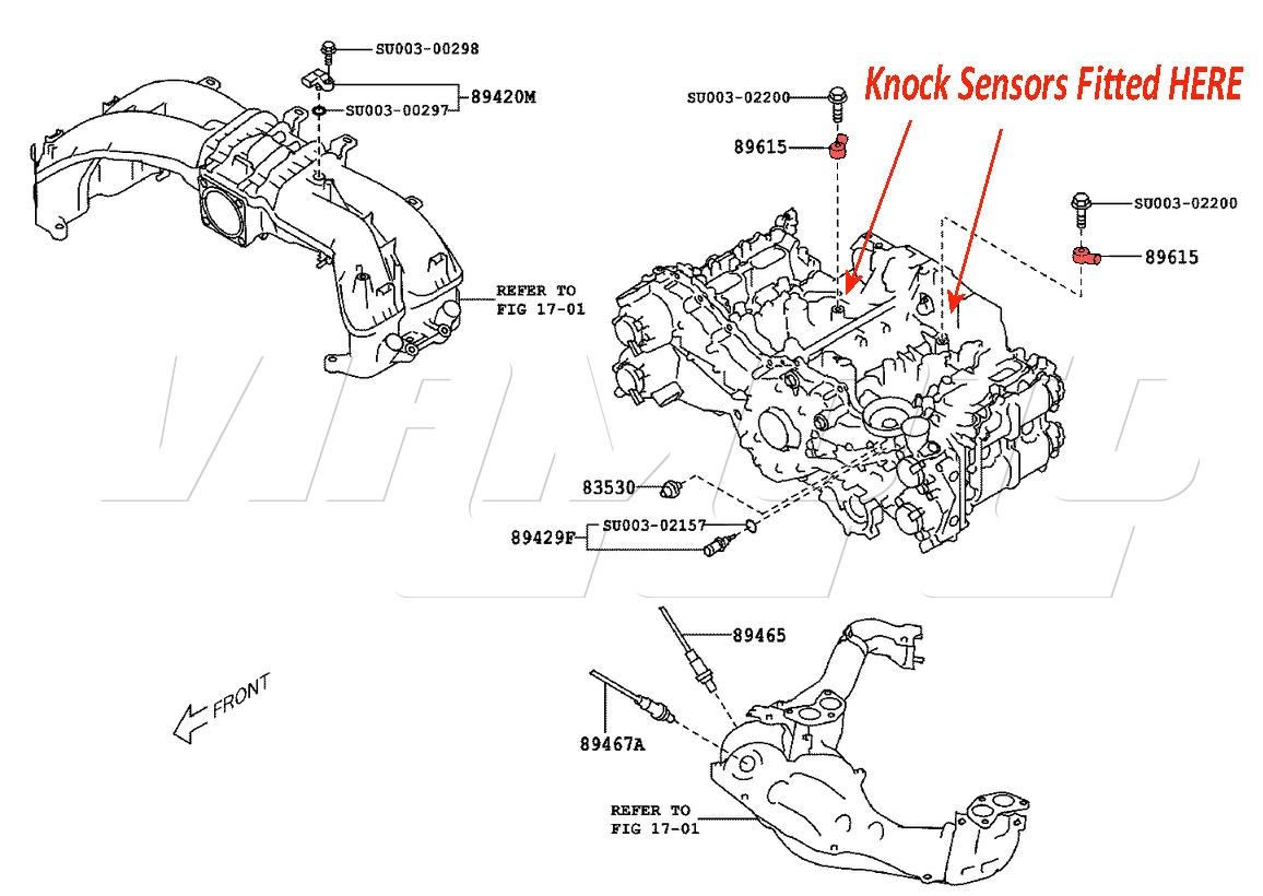 Knock Sensor Wiring Diagram
