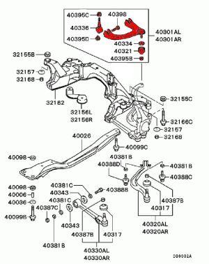 Viamoto Car Parts, Mitsubishi LegnumGalant VR4 EC5A EC5W