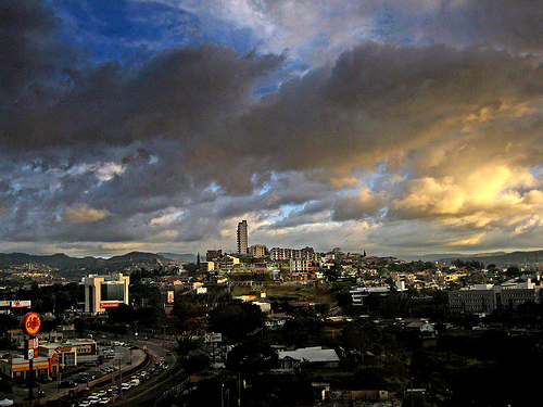 Tegucigalpa, Honduras by Fellowship of the Rich on Flickr (CC BY-NC-ND licence)