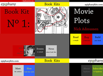 Movie Plots book kit