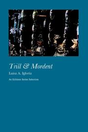 Trill & Mordent cover