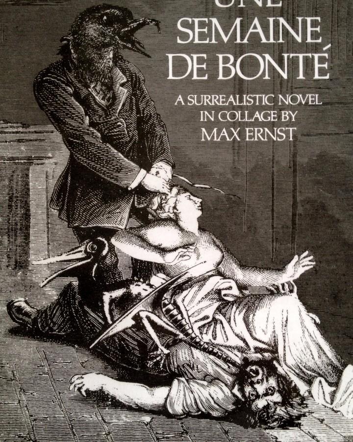 cover of Une Semaine de Bonté by Max Ernst