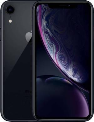 Apple iPhone XR 128GB Black / Zo goed als nieuw