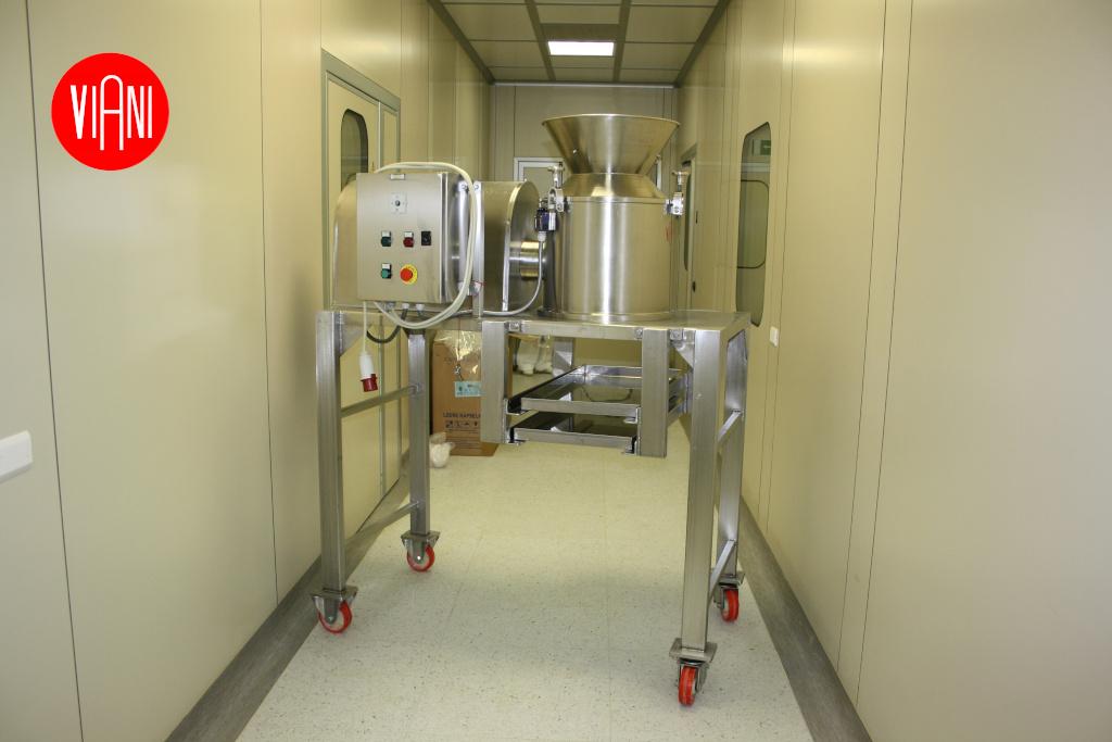 Granulatore centrifugo GC/300