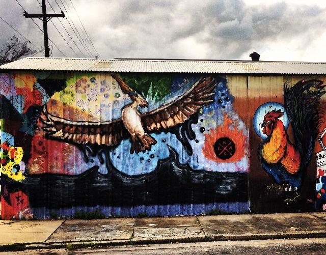 Instajournal Street Art Via Nola Vie