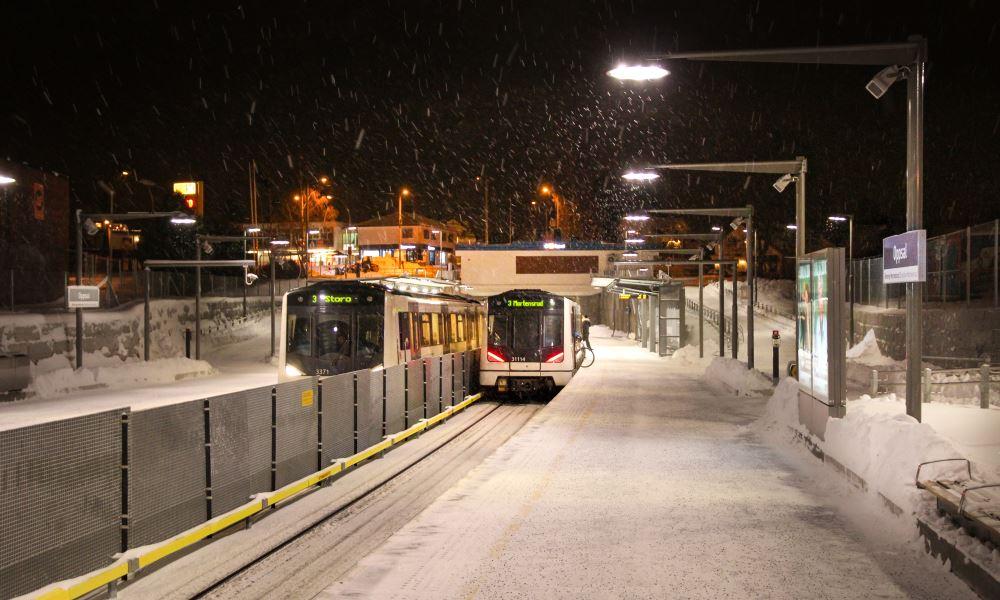 Østensjøbanen