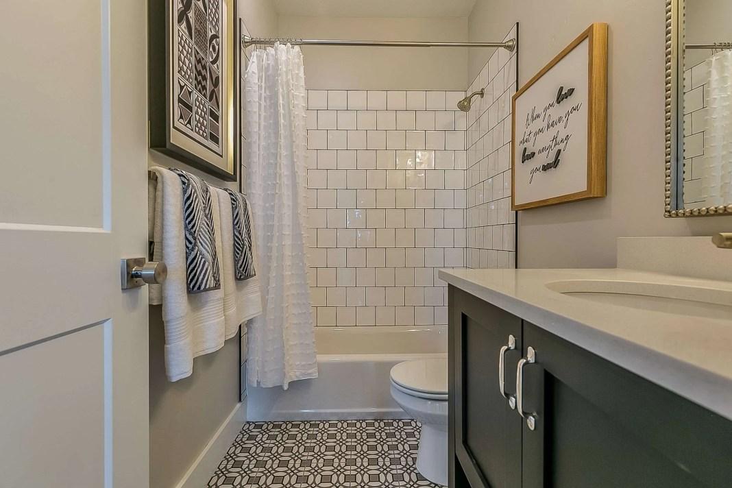 standart shower curtain