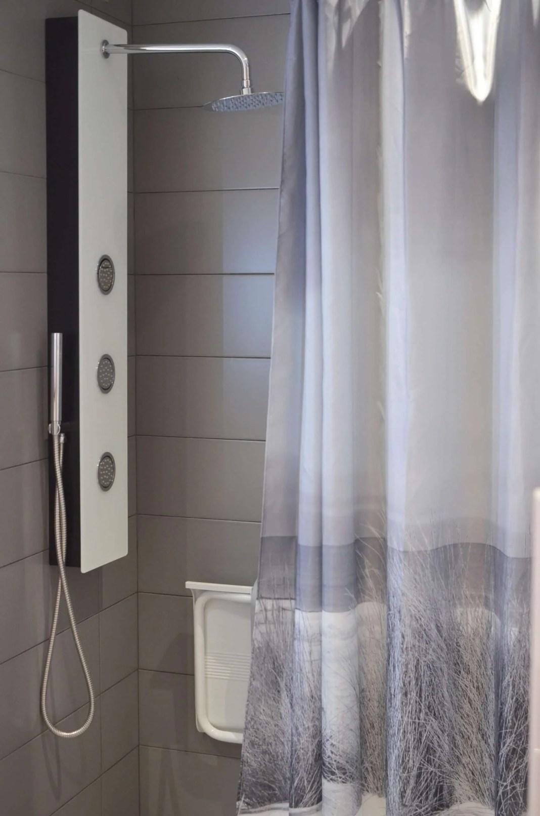 Standard Shower Curtain Size
