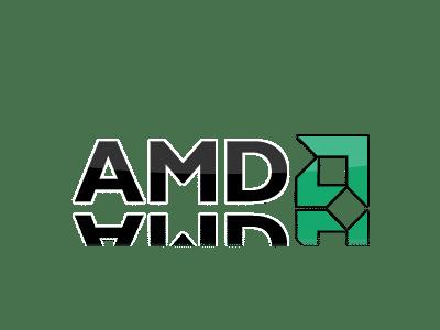 Logo AMD Transparan