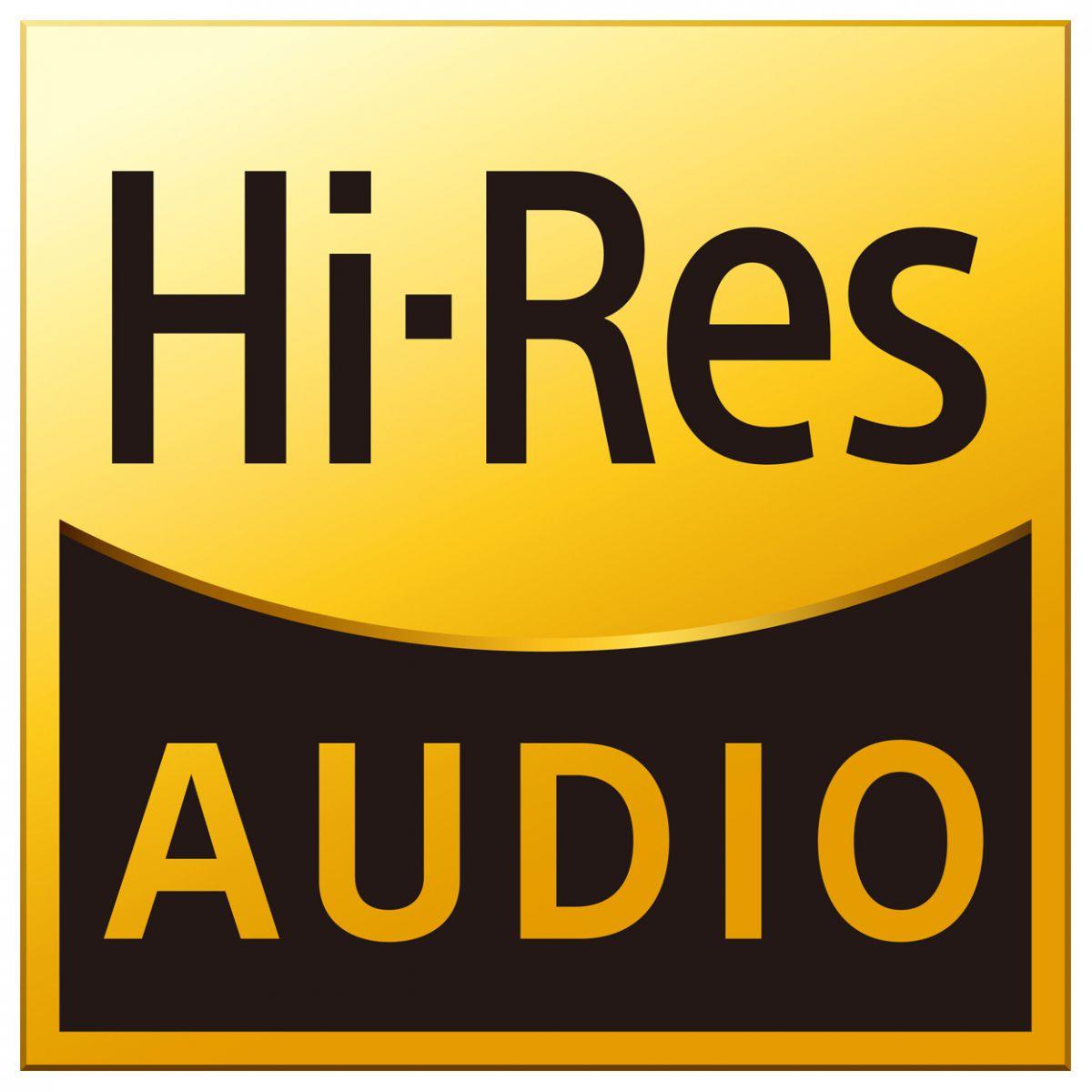 Logo Hi-Res Audio