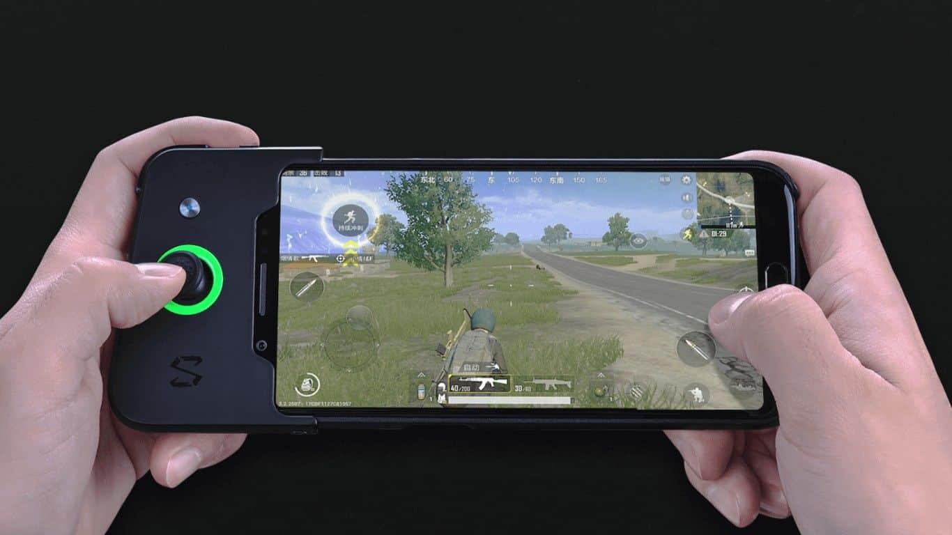 Smartphone Gaming Xiaomi Black Shark Dengan Controller