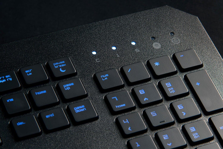 Keyboard Gaming Dari Razer Deathstalker