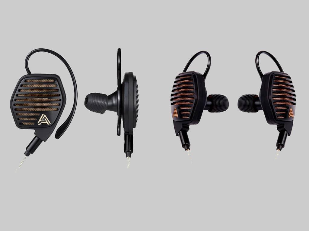 Earphone In Ear Monitor Planar Audeze LCD-i4