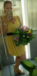 Cadou nunta de flori