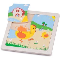 puzzle copii 2 ani