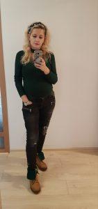 gravida in saptamana 25 de sarcina