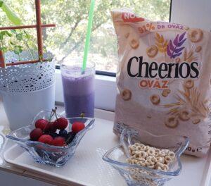 Nestlé Cheerios OVĂZ
