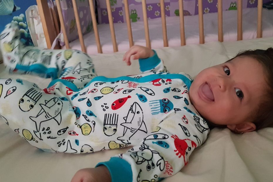 5 luni cu bebe