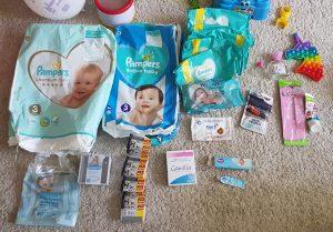 Produse consumate de bebe în luna aprilie