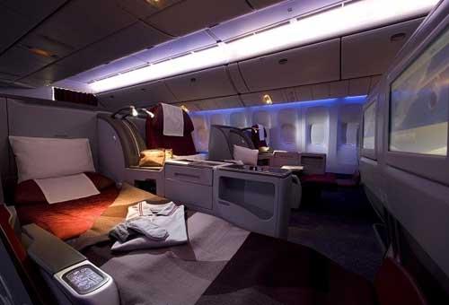 Blog | Las grandes aerolíneas apuestan por el lujo
