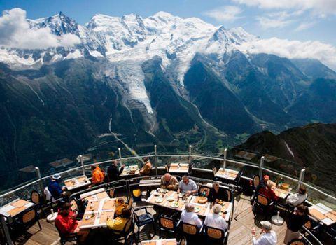 Blog Viatgi - Restaurantes con espectaculares vistas