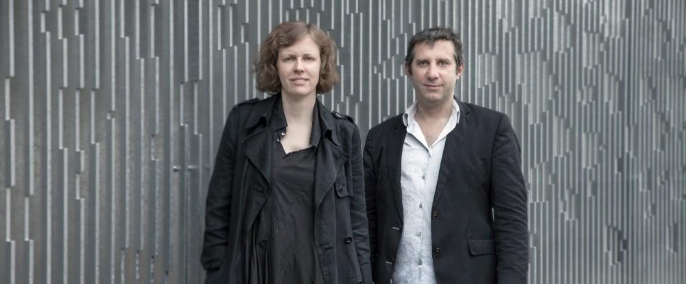 Bettina Ballus et Franck Vialet - main architects and partners VIB Architecture