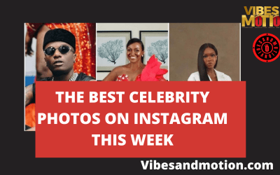 The best celebrity photos on Instagram this week
