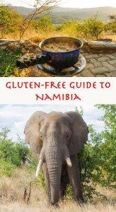 Gluten Free Namibia Pinterest