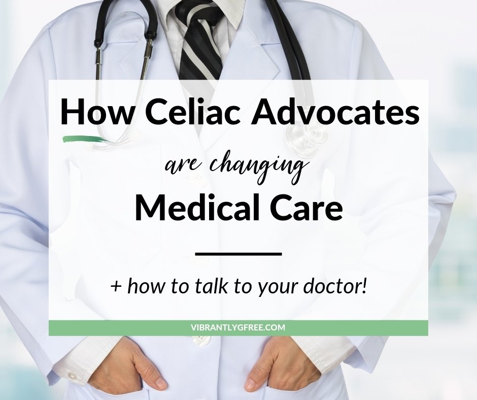 Celiac Advocates Medical Care FACEBOOK