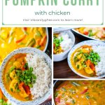 Pumpkin Curry with chicken PIN 2