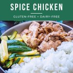 Chinese Five Spice Chicken PIN 1