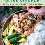 Chinese Five Spice Chicken PIN 5