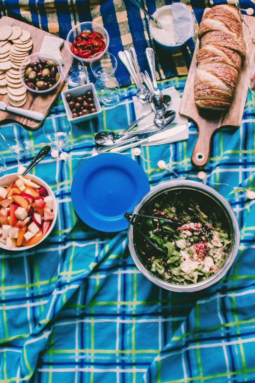 gluten free picnic 1