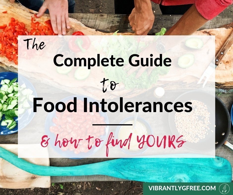 Food Intolerances Facebook