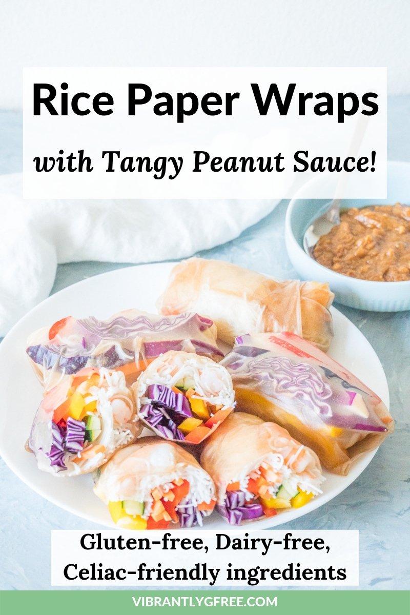 Rice Paper Wraps Gluten Free PIN (1)
