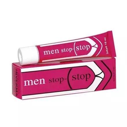 Men stop stop para evitar la eyaculación precoz