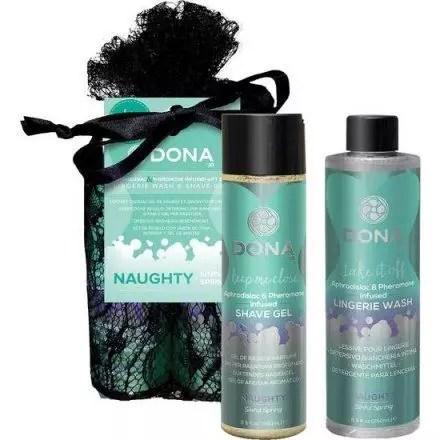 CAMA/ROPA ÍNTIMA NAUGHTY DONA olores afrodisiacos en Vibrashop