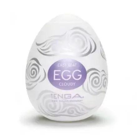 Regale huevos tenga en Vibrashop HUEVOS MASTURBADORES TENGA CLOUDY