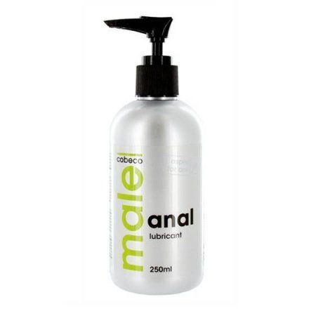 MALE LUBRICANTE ANAL 250 ML pack sexual masculino