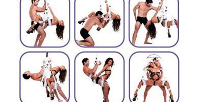 Columpio sexual: Una opción para salir de la rutina desde Vibrashop