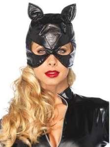 máscara sexual con orejas en vibrashop