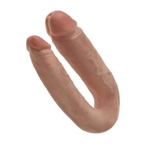 dildo realista de doble penetración