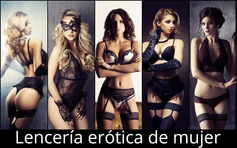 Lencería erótica de mujer