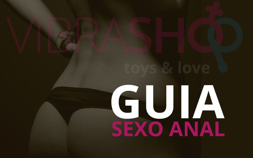 guia para sexo anal