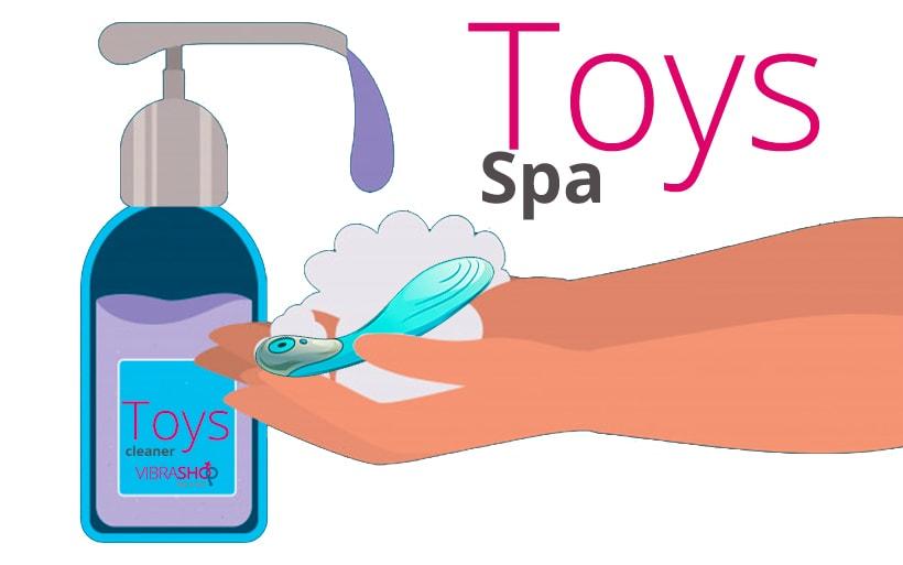 Como limpiar tu juguete erotico