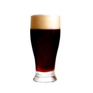 Rødbrun øl